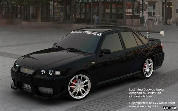 ������ Daewoo Nexia | BlogStreetRacing.net